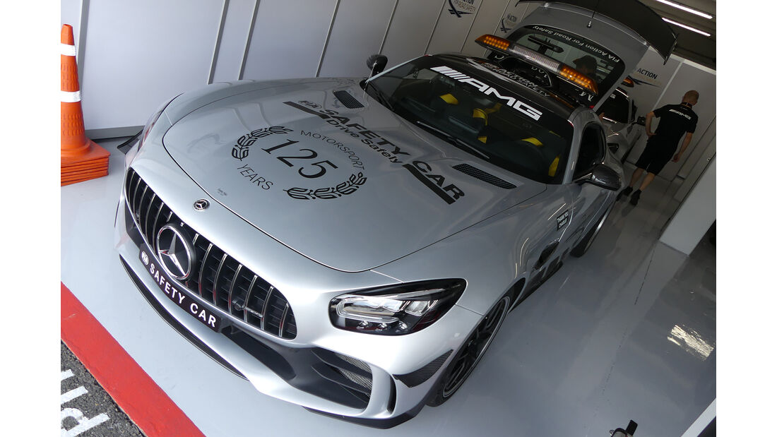 Safety-Car - Formel 1 - GP Deutschland - Hockenheim - 25. Juli 2019