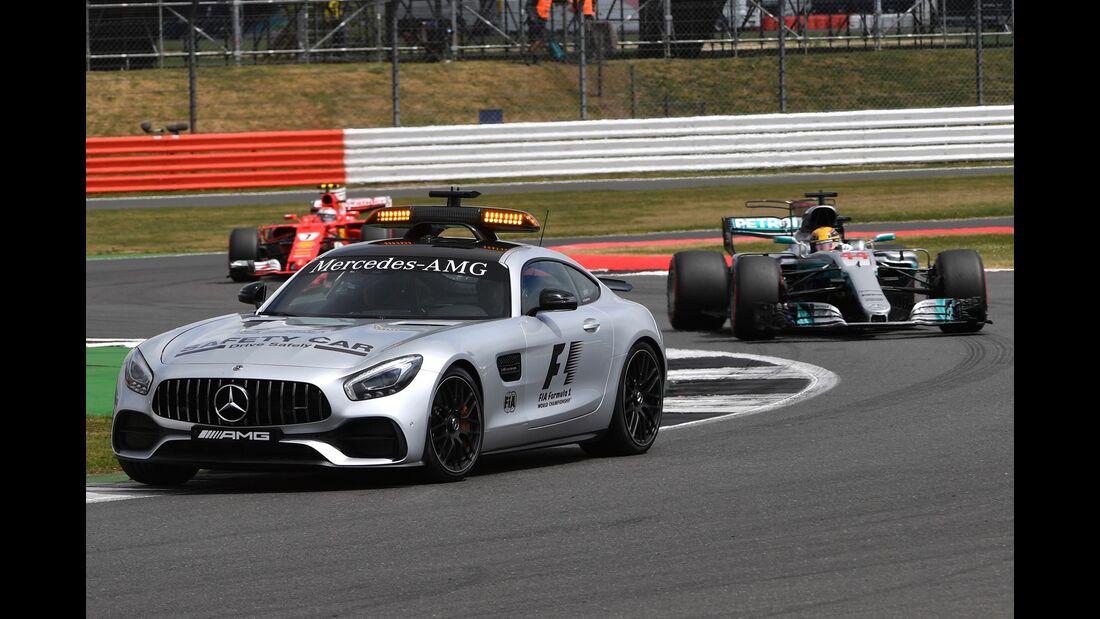 Safety Car - Formel 1 - GP England - 16. Juli 2017