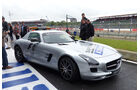 Safety-Car - Formel 1 - GP England - Silverstone - 5. Juli 2014