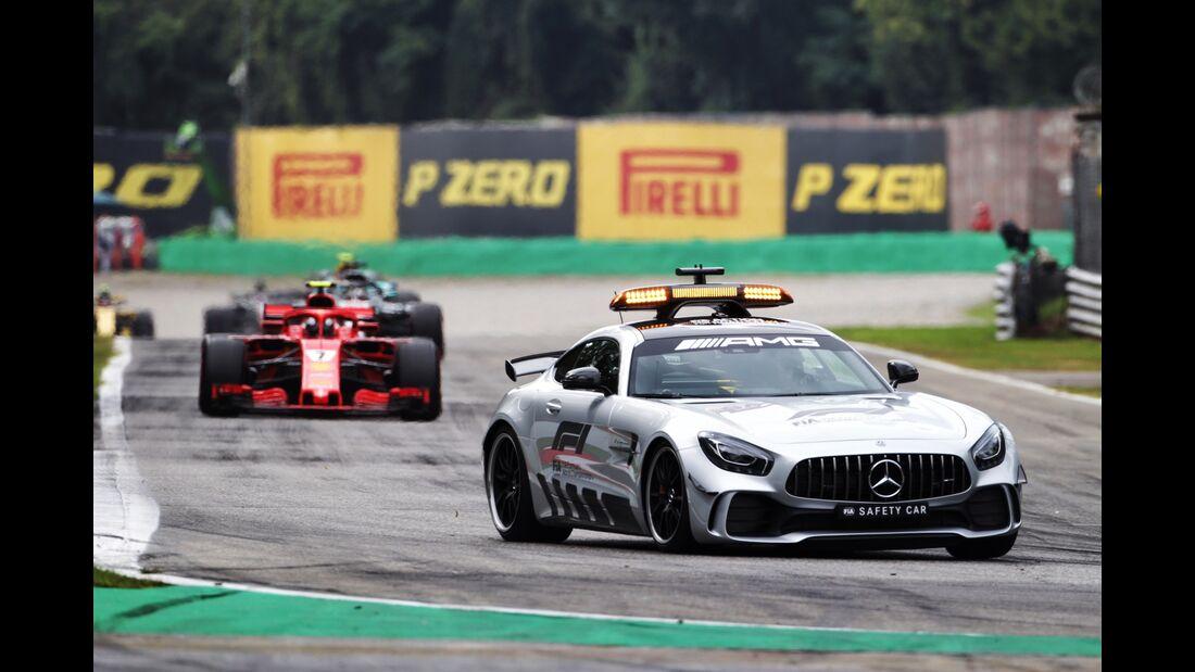 Safety Car - Formel 1 - GP Italien - 02. September 2018