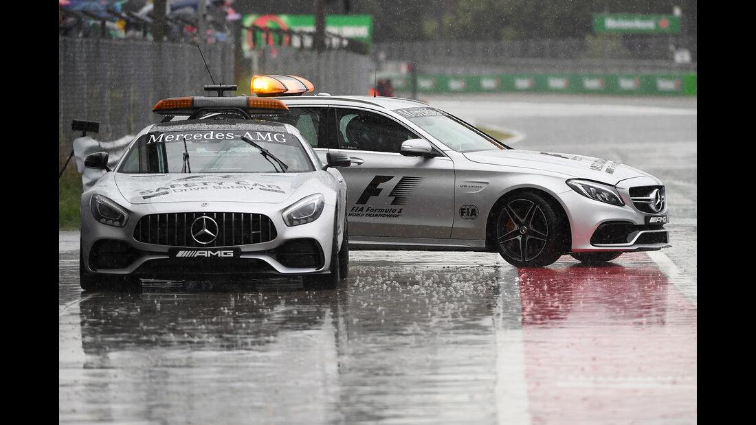 Safety-Car - Formel 1 - GP Italien - Monza - 2. September 2017