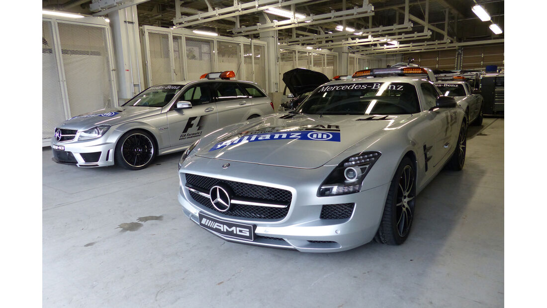 Safety-Car - Formel 1 - GP Japan - Suzuka - 1. Oktober 2014