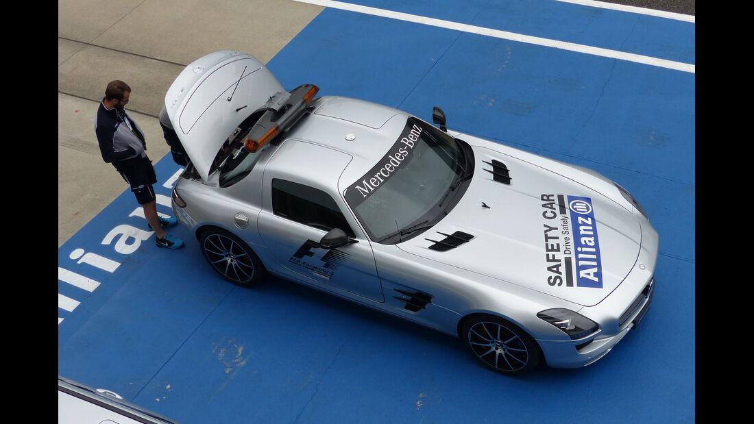 Safety-Car - Formel 1 - GP Japan - Suzuka - 2. Oktober 2014