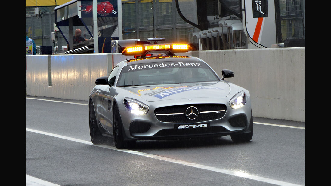 Safety-Car - Formel 1 - GP Japan - Suzuka - 25. September 2015