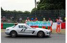 Safety-Car - Formel 1 - GP Japan - Suzuka - 4. Oktober 2014