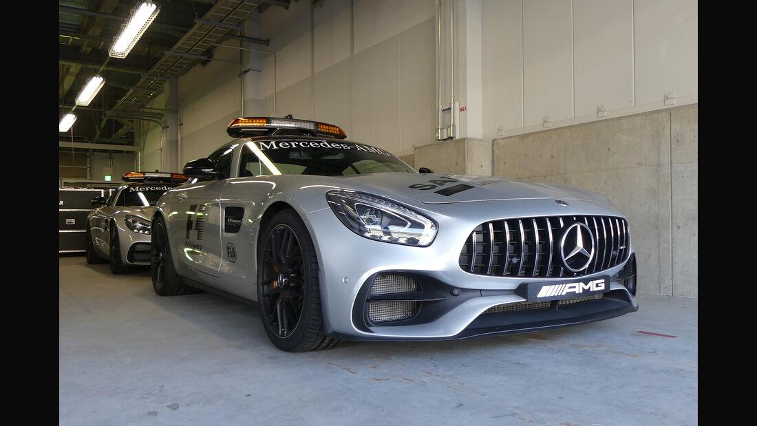 Safety-Car - Formel 1 - GP Japan - Suzuka - 4. Oktober 2017
