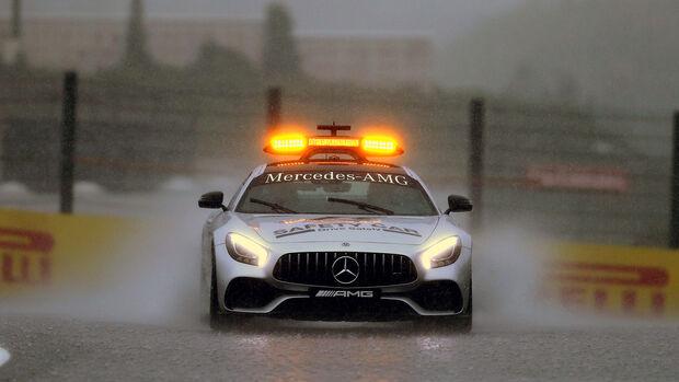 Safety-Car - Formel 1 - GP Japan - Suzuka - 6. Oktober 2017