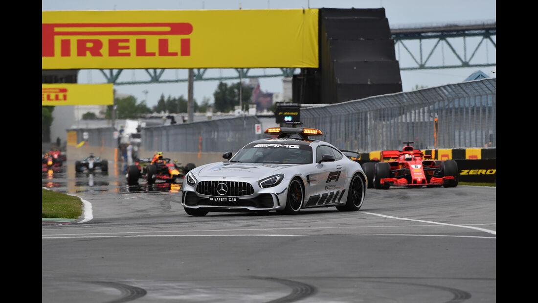 Safety-Car - Formel 1 - GP Kanada 2018