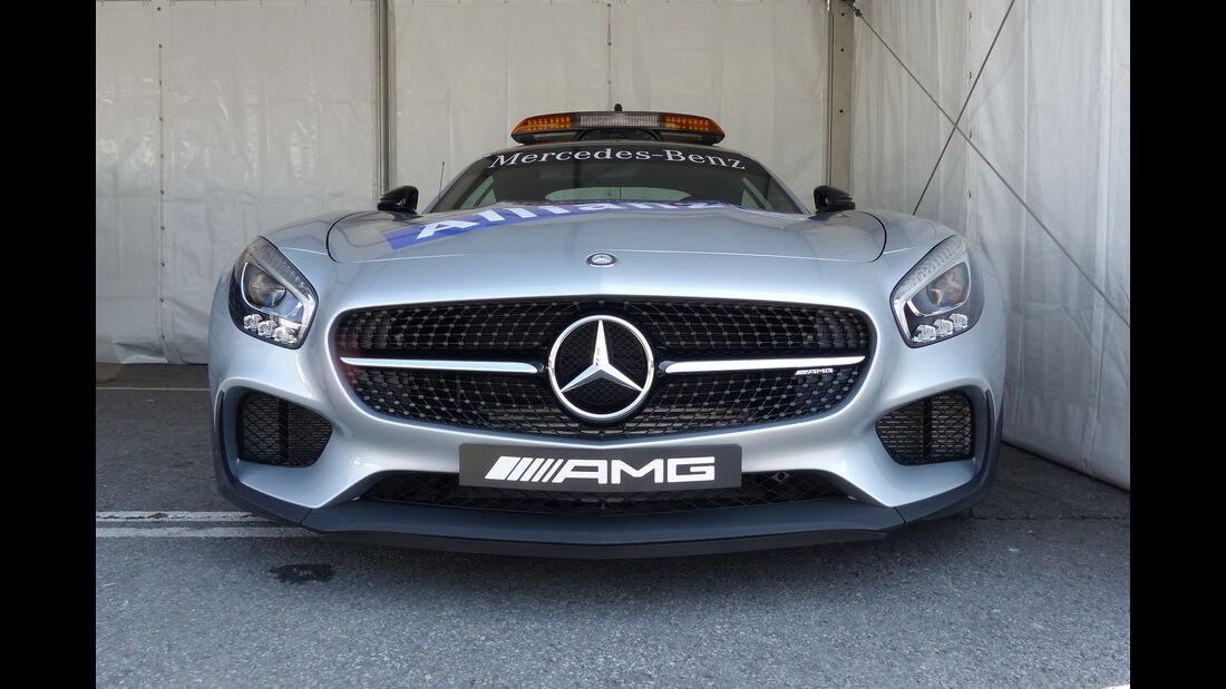 Safety-Car - Formel 1 - GP Kanada - Montreal - 3. Juni 2015
