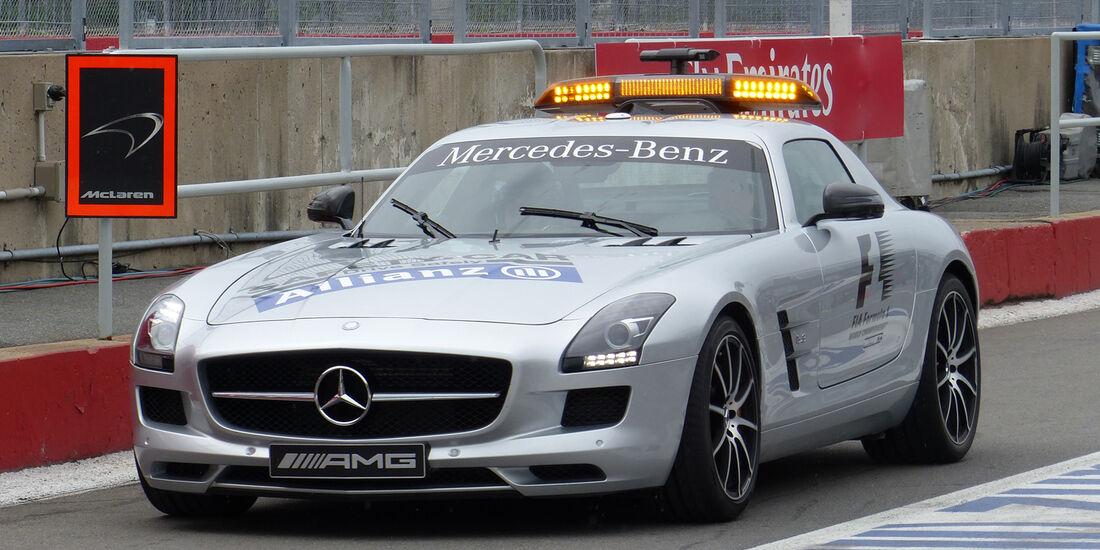 Safety-Car - Formel 1 - GP Kanada - Montreal - 5. Juni 2014