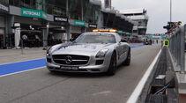 Safety-Car - Formel 1 - GP Malaysia - 21. März 2013