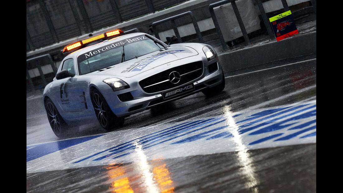 Safety-Car - Formel 1 - GP Malaysia - Sepang - 29. März 2014