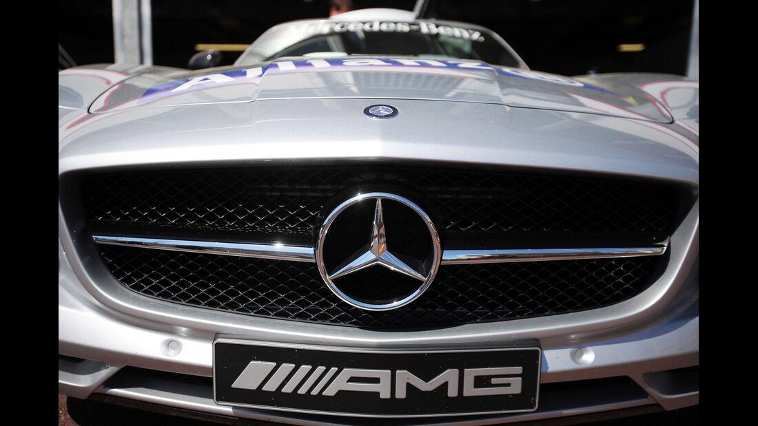 Safety-Car - Formel 1 - GP Monaco - 22. Mai 2013