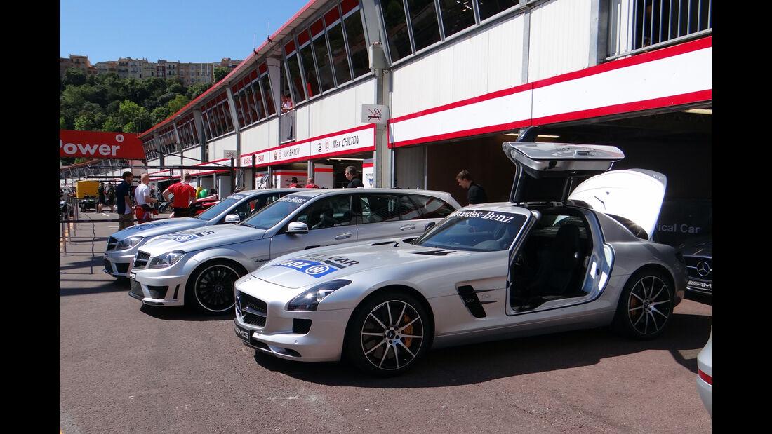 Safety Car - Formel 1 - GP Monaco - 22. Mai 2013