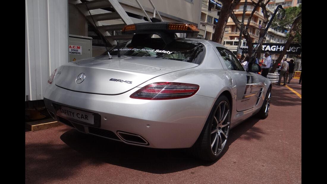 Safety-Car - Formel 1 - GP Monaco - 24. Mai 2012