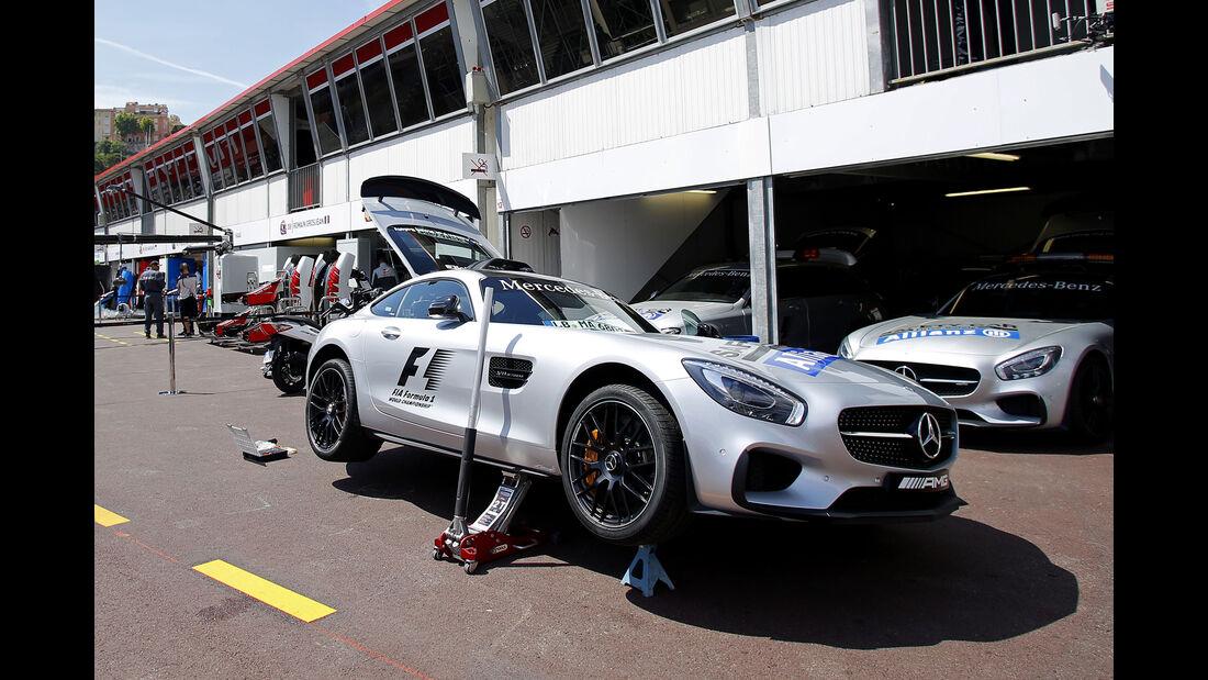 Safety-Car - Formel 1 - GP Monaco - 25. Mai 2016
