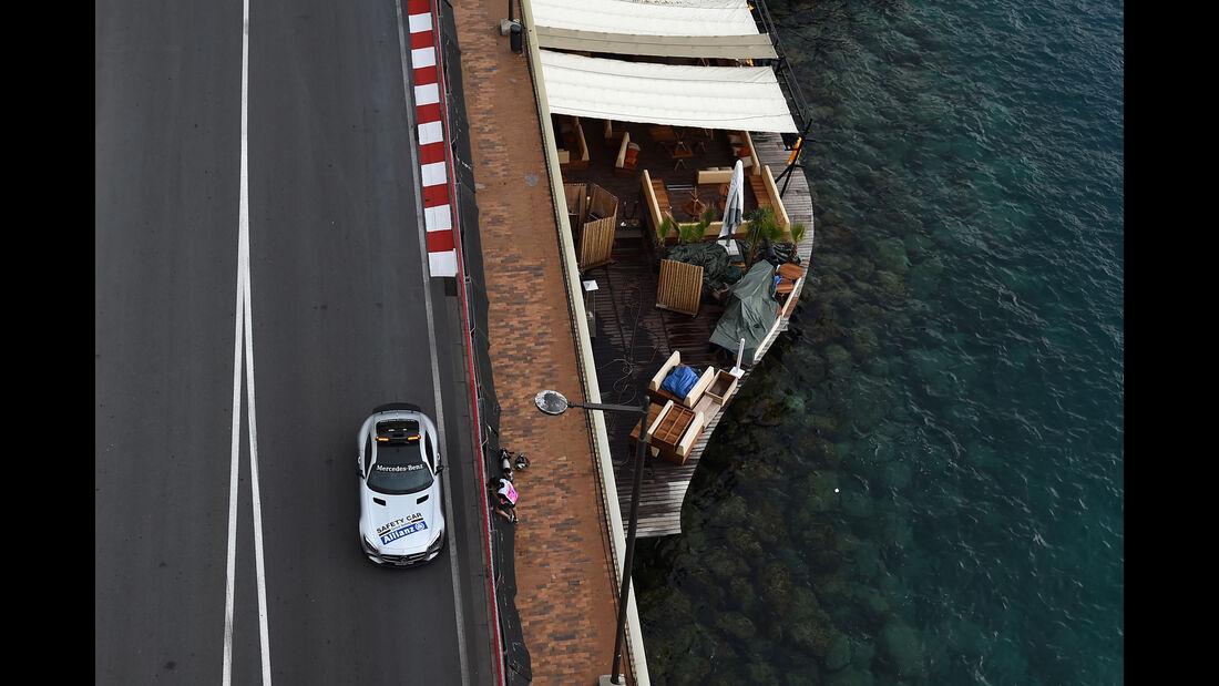Safety-Car - Formel 1 - GP Monaco - 26. Mai 2016