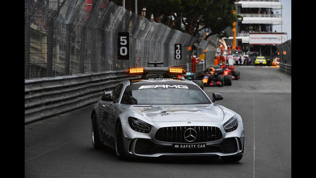 Safety Car - Formel 1 - GP Monaco - 26. Mai 2019