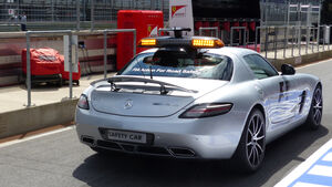 Safety-Car - Formel 1 - GP Österreich - Spielberg - 19. Juni 2014