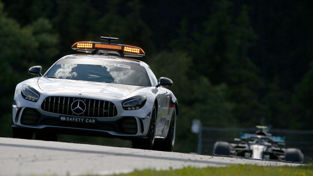 Safety-Car - Formel 1 - GP Österreich - Spielberg - 5. Juli 2020