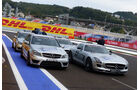Safety-Car - Formel 1 - GP Russland - Sochi - 8. Oktober 2014