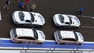 Safety-Car - Formel 1 - GP Russland - Sochi - 8. Oktober 2014