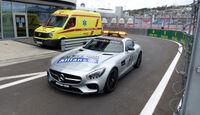 Safety Car - Formel 1 - GP Russland - Sochi - Mittwoch - 7.10.2015