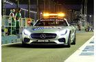 Safety-Car - Formel 1 - GP Singapur - 17. September 2015