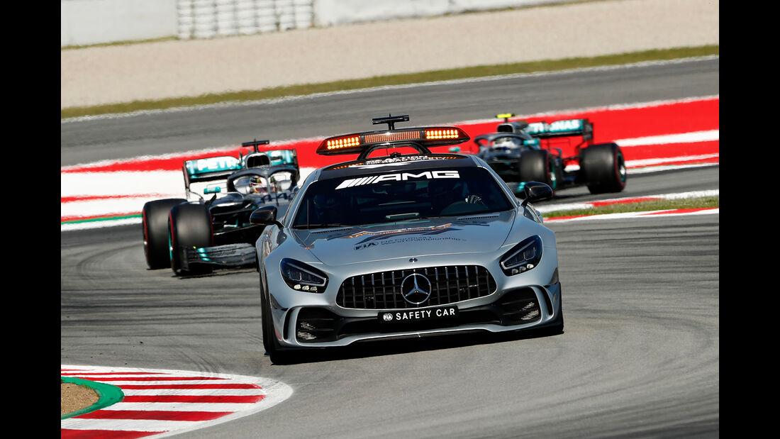 Safety-Car - Formel 1 - GP Spanien 2019