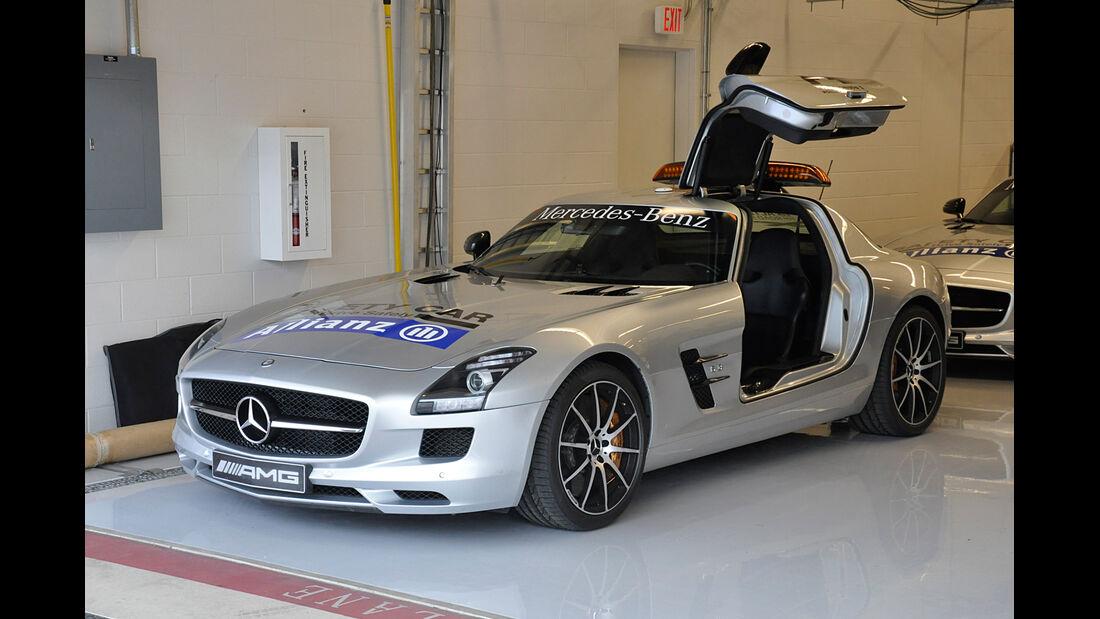 Safety-Car - Formel 1 - GP USA - 15. November 2013