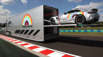 Safety-Car - Formel 1 - GP Ungarn - Budapest - 16. Juli 2020