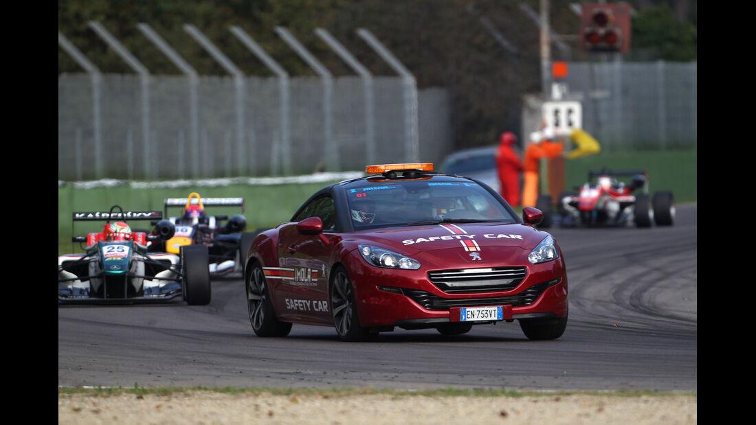 Safety-Car - Formel 3 EM - Imola - 2014