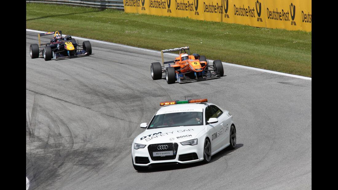 Safety-Car - Formel 3 - Spielberg - 2013