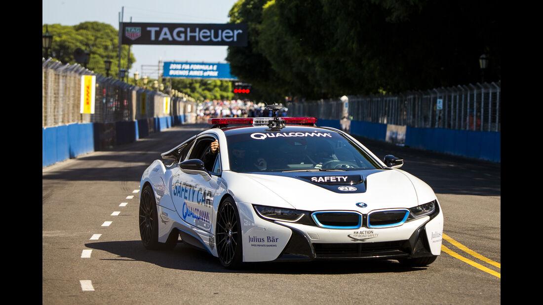 Safety-Car - Formel E - Argentinien - 2016