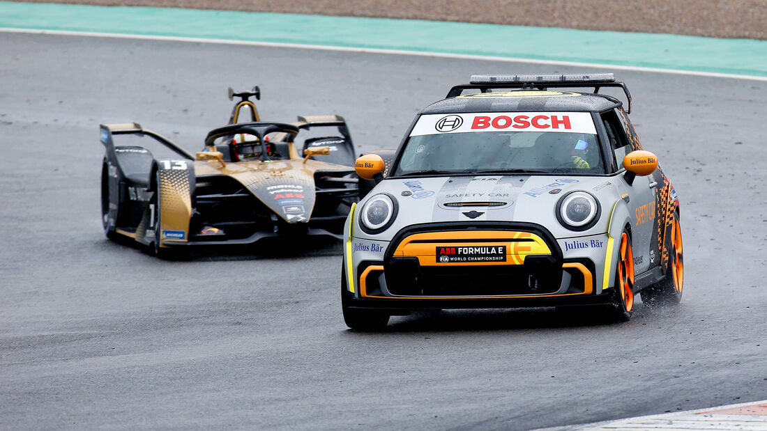 Safety-Car - Formel E - Valencia - 2021
