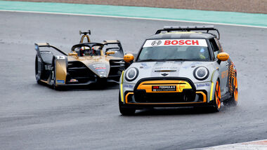 Safety-Car - Formel E - Valencia - 2021