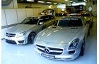 Safety-Car - GP Abu Dhabi - 10. November 2011