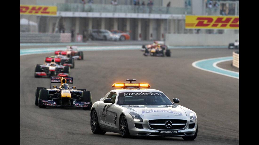 Safety-Car GP Abu Dhabi 2010