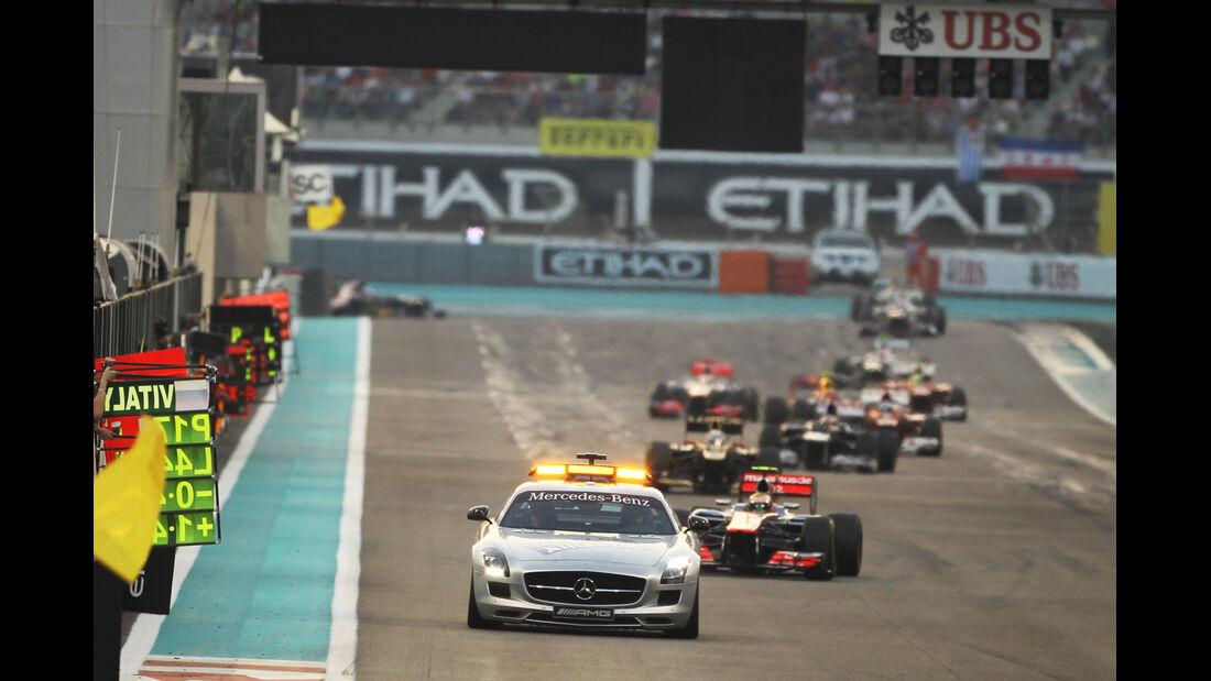 Safety-Car GP Abu Dhabi 2012