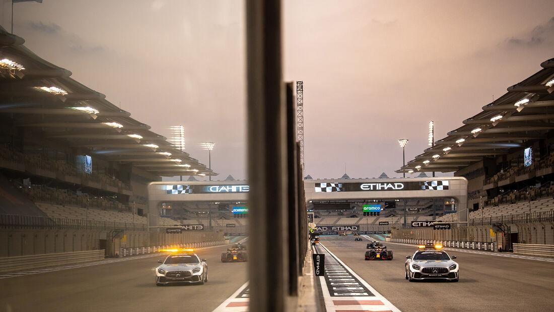 Safety Car - GP Abu Dhabi 2020 - Rennen