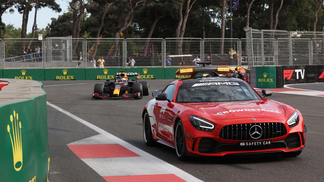 Safety Car - GP Aserbaidschan 2021 - Baku - Rennen