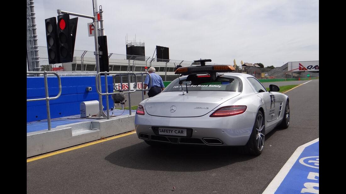 Safety-Car - GP Australien - 14. März 2012