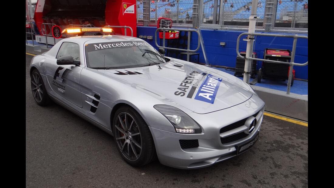 Safety-Car - GP Australien - Melbourne - 16. März 2012