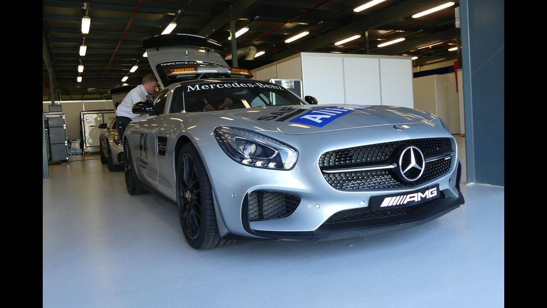 Safety-Car - GP Australien - Melbourne - 16. März 2016
