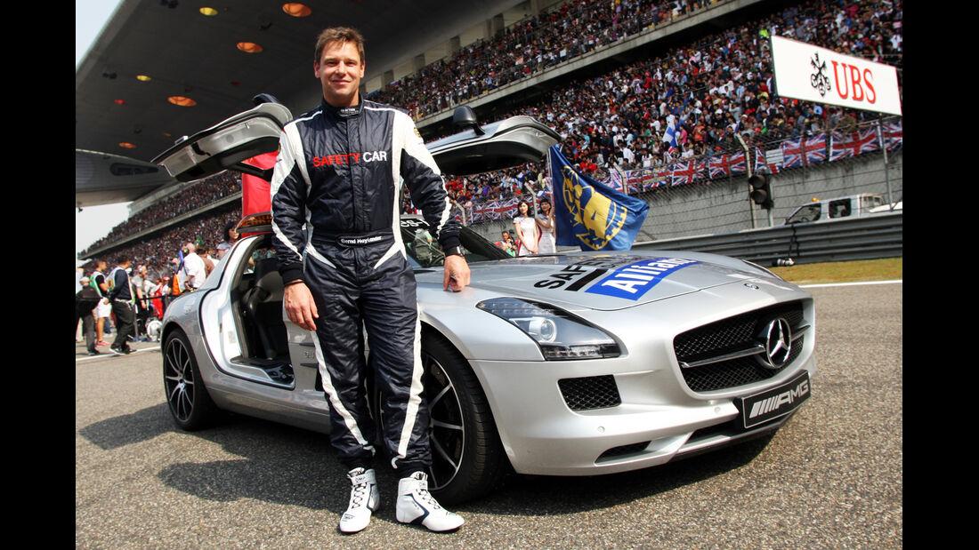 Safety-Car - GP Bahrain 2013