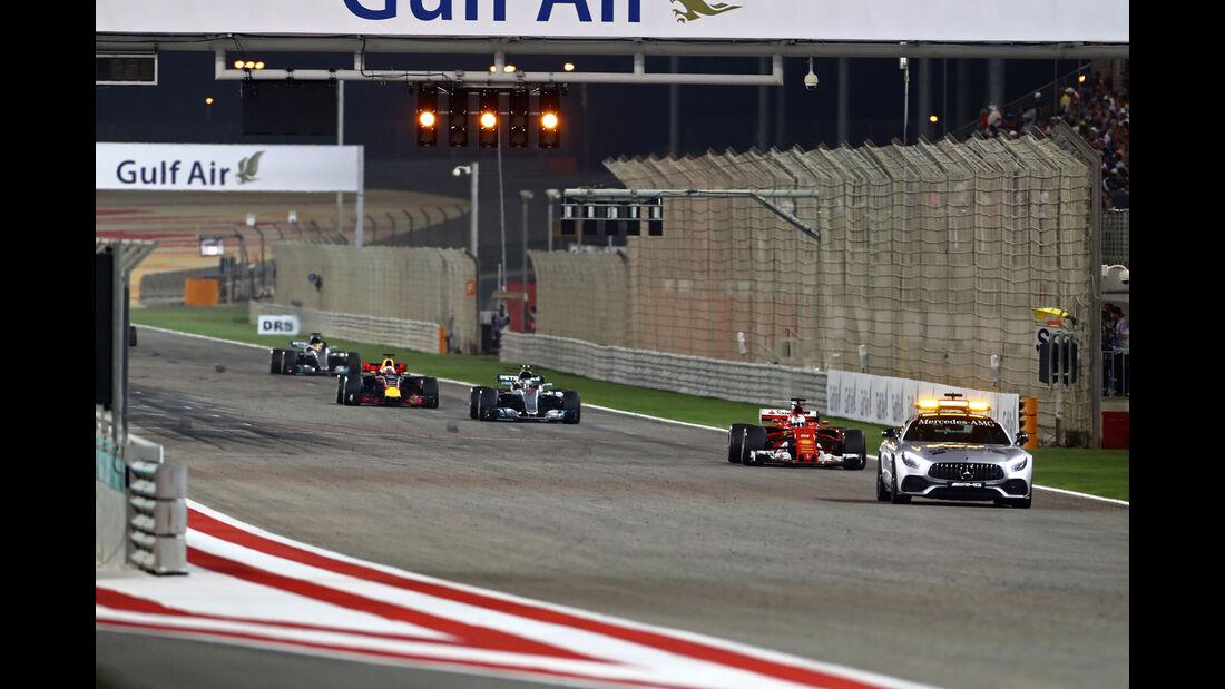 Safety Car - GP Bahrain 2017 - Rennen