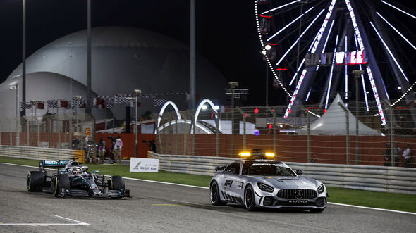 Safety Car - GP Bahrain 2019