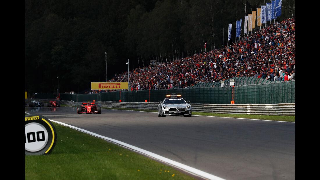 Safety Car - GP Belgien 2019 - Spa-Francorchamps