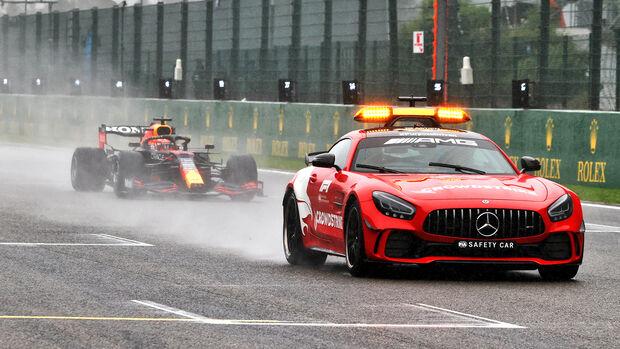 Safety-Car - GP Belgien 2021