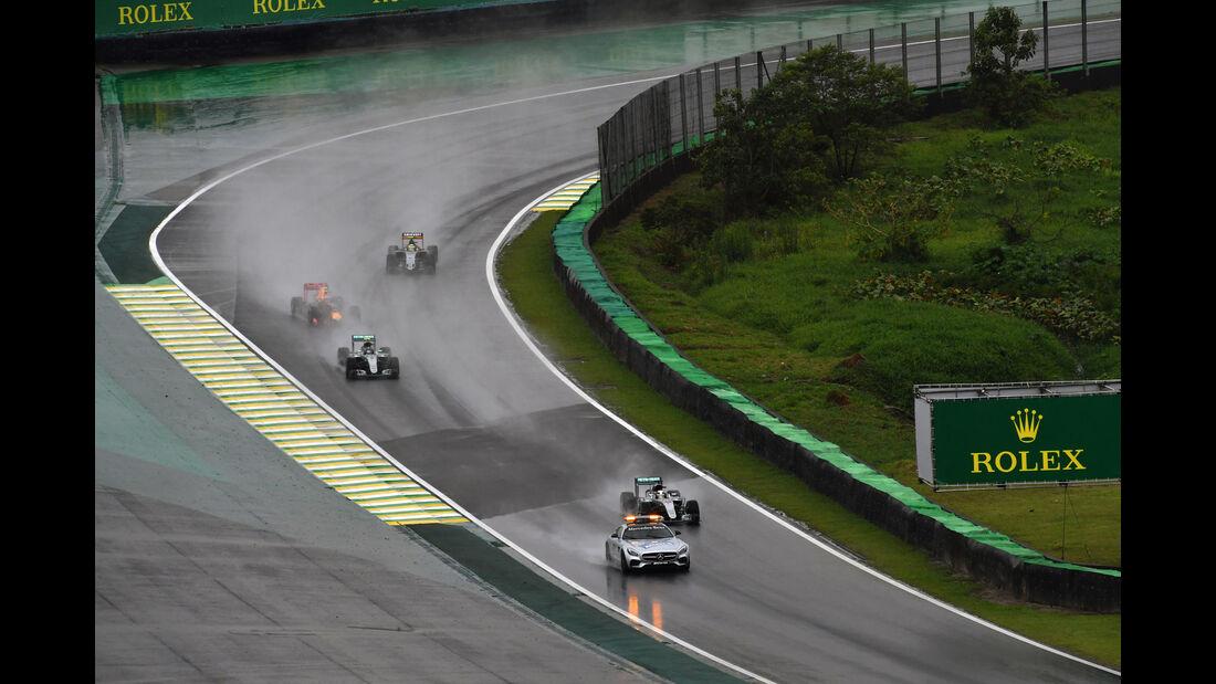Safety Car - GP Brasilien 2016 - Interlagos - Rennen